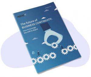 business continuity e-book