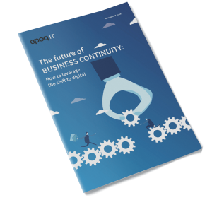 the future of business continuity ebook